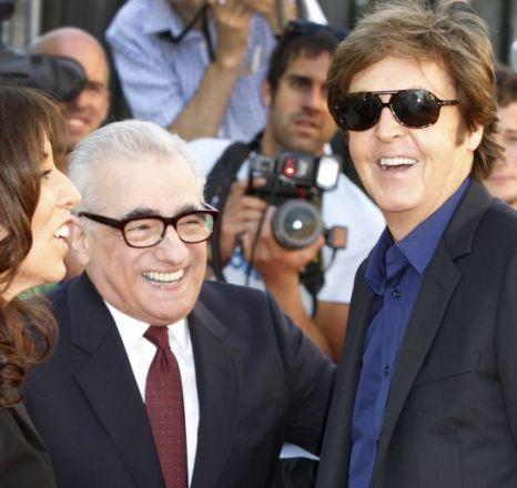Martin Scorsese, Paul McCartney, George Harrison: Living in the Material World