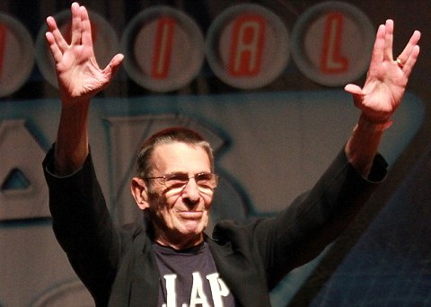 Legendary Star Trek star Leonard Nimoy rushed to hospital with 'severe chest pains'