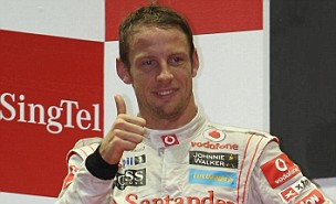 Jenson Button signs new contract with McLaren