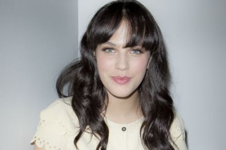 Downton Abbey actress Jessica Brown Findlay promoting new film Albatross