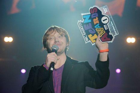 Rupert Grint,  BBC Radio 1 Teen Awards