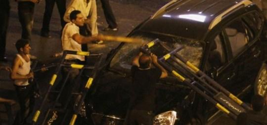 Egypt clashes cairo
