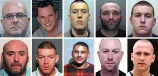 Costa del crime fugitives