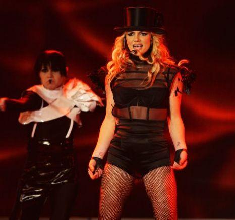 Britney Spears fan dies Dublin's O2 Arena