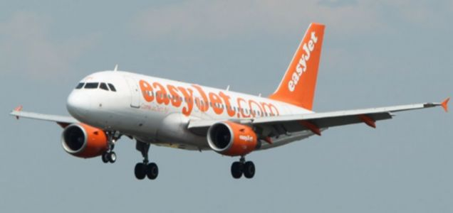 EasyJet to fly military personnel