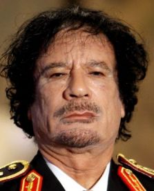 Gaddafi sodomised video