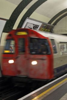 Driverless Tube trains