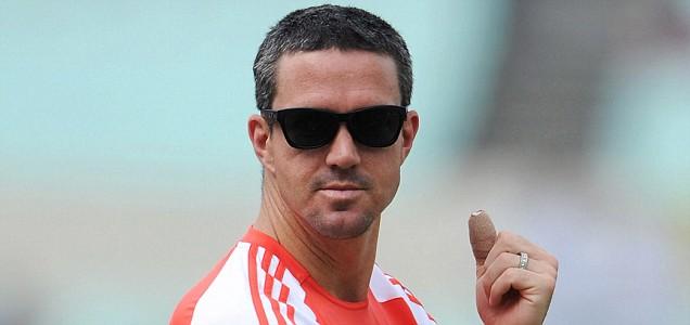 Kevin Pietersen, England