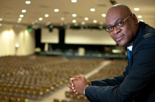 Agu Irukwu, Britain's most inspirational black person