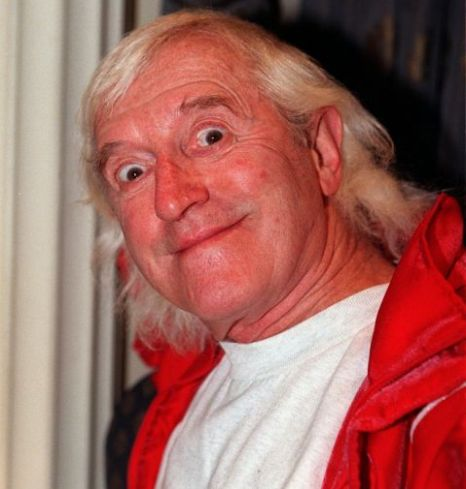 1999: Sir Jimmy Savile at the Help the Aged NPI Awards