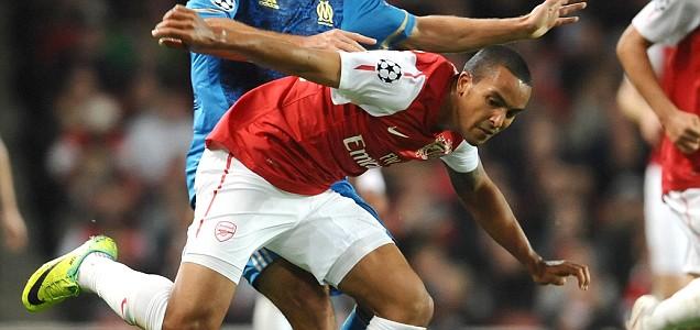Arsenal's Theo Walcott