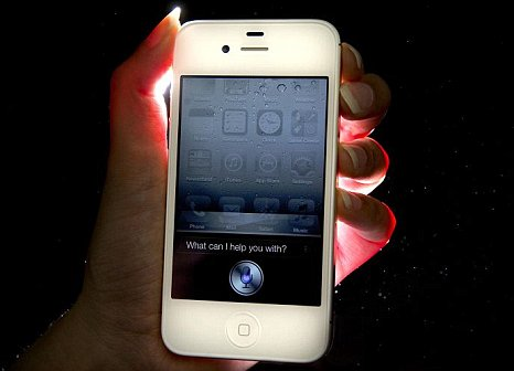 iPhone 4S, Apple, Siri