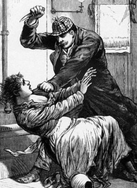 Jack the Ripper's knife found, tony williams