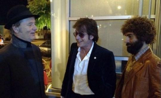 Charlie Sheen, Bill Murray, Jason Schwartzman,  A Glimpse Inside the Mind of Charlie Swan III
