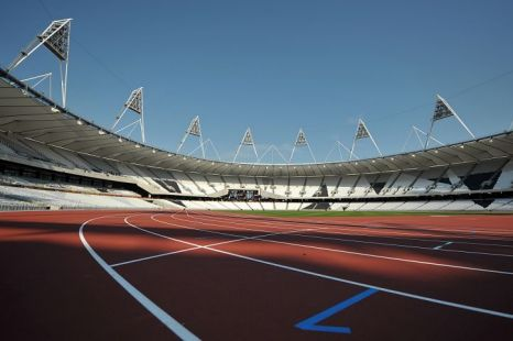 Olympic Stadium , World Athletic Championships