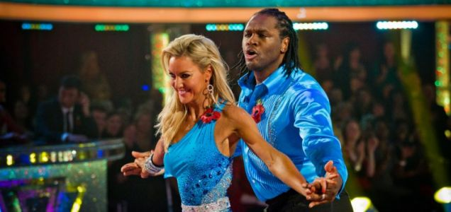 Audley Harrison strictly come dancing
