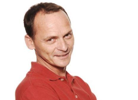 Perry Fenwick plays Billy Mitchell