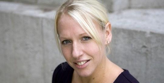Gail Emms, London 2012