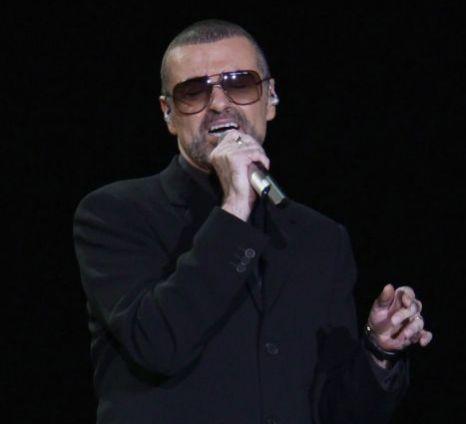 George Michael, pneumonia