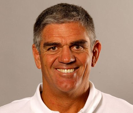 Former Italy and South Africa coach Nick Mallett