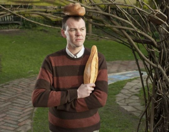 Chris Young, Real Bread Campaign