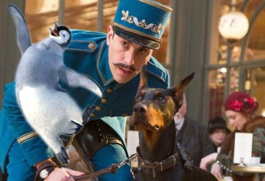 Hugo v Happy Feet Two: Film face-off Metro