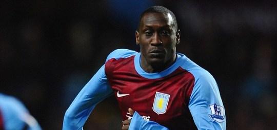Emile Heskey of Aston Villa