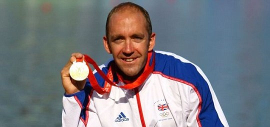 Gold medalist Tim Brabants