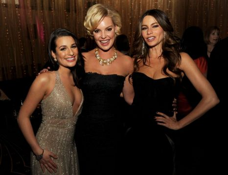 Lea Michele, Katherine Heigl, Sofia Vergara, New Year's Eve premiere