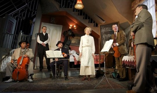 Cast of The Ladykillers