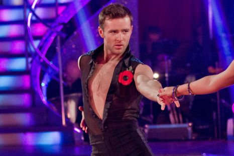 strictly come dancing, harry judd