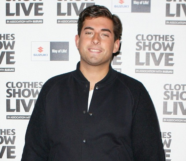 WORLD RIGHTSJames Arg Argent at the Clothes Show Live at the Birmingham NEC in Birmingham, UK. 04/12/2011BYLINE BIGPICTURESPHOTO.COM:REF: 1661USAGE OF THIS IMAGE OR COPY WRITTEN THAT IS BASED ON THE CAPTION, IS CONDITIONAL UPON THE ACCEPTANCE OF BIG PICTURES'S TERMS AND CONDITIONS, AVAILABLE AT WWW.BIGPICTURESPHOTO.COMSTRICTLY NO MOBILE PHONE APPLICATION OR 'APPS' USE WITHOUT PRIOR AGREEMENT
