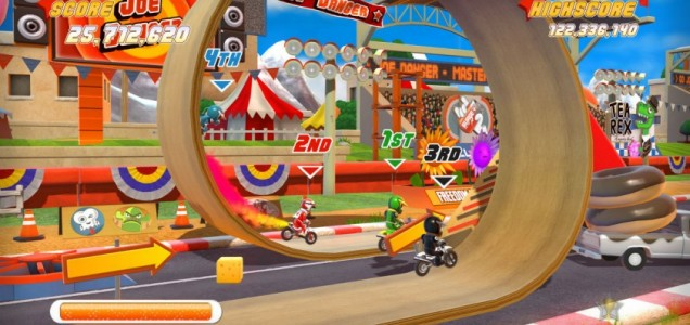 Joe Danger Special Edition (360) - worth another go