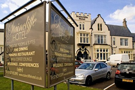 Staincliffe Hotel in Seaton Carew