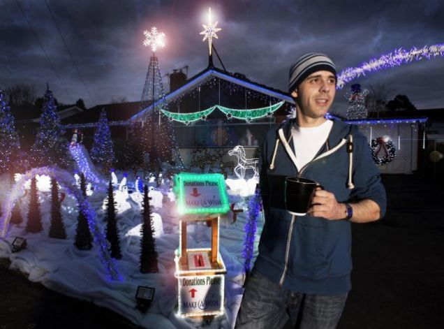 King of Christmas Lights