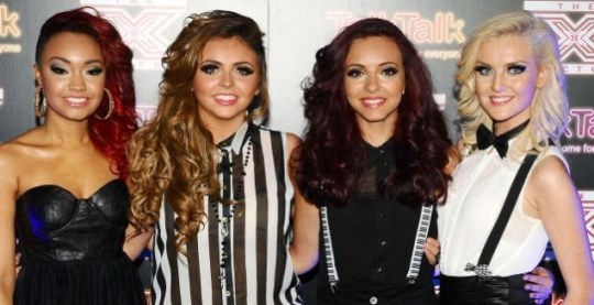 Little Mix's Jade Thirlwall says Cheryl Cole is her idol