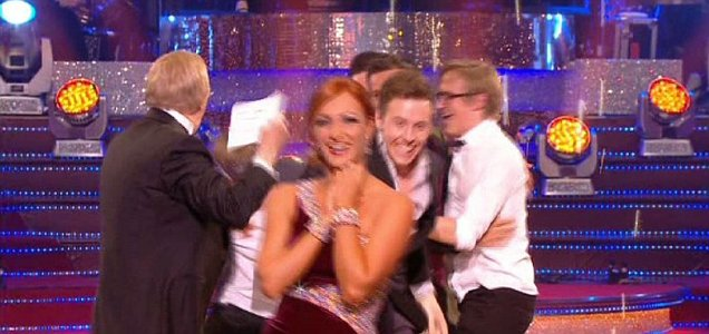 McFly, Strictly Come Dancing