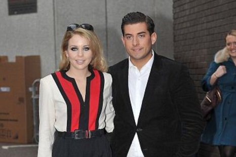 lydia and arg, towie