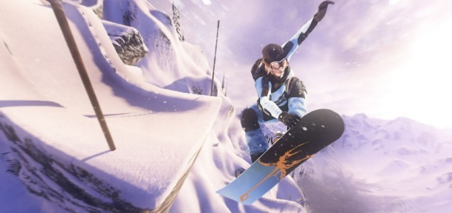SSX - still catching some air