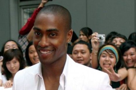 Simon Webbe will take to the Strictly Come Dancing dancefloor on Chrismas Day. (Picture: EPA)