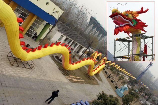 World's longest dragon, China