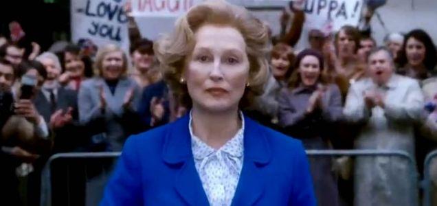 Meryl Streep, The Iron Lady, Margaret Thatcher