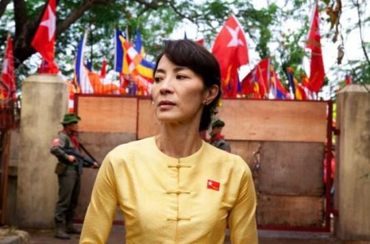 Michelle Yeoh, Aung San Suu Kyi, The Lady