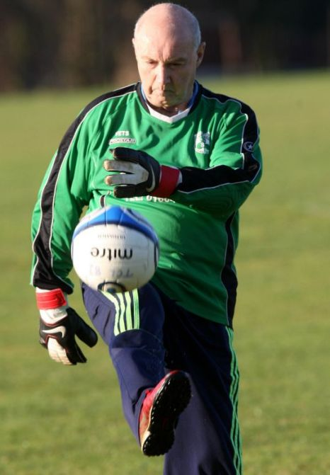Colin Lee, Britain's oldest amateur footballer
