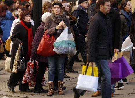 shopping, Oxford Street