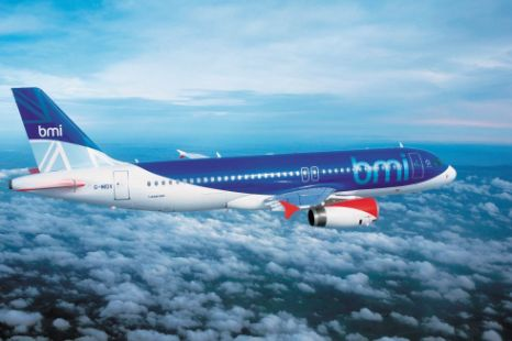 Sold: BMI's fleet has been acquired by British Airways