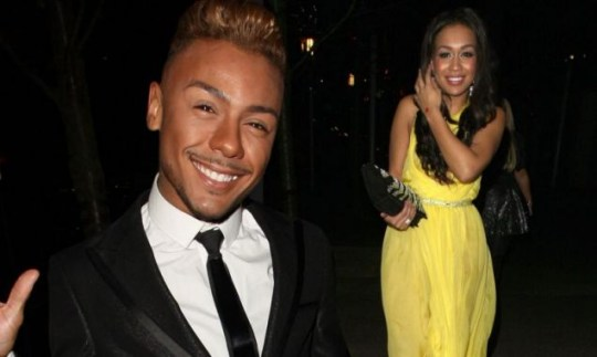 Marcus Collins and Rebecca Ferguson treated Liverpool clubbers to an off-the-cuff duet.