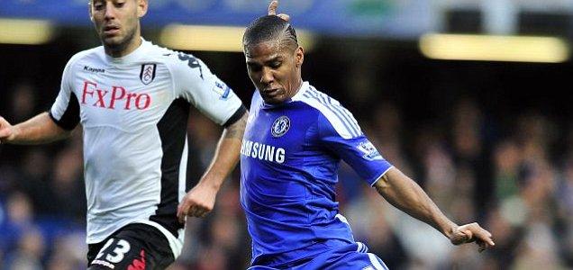Chelsea's Florent Malouda