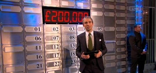 The Bank Job, George Lamb