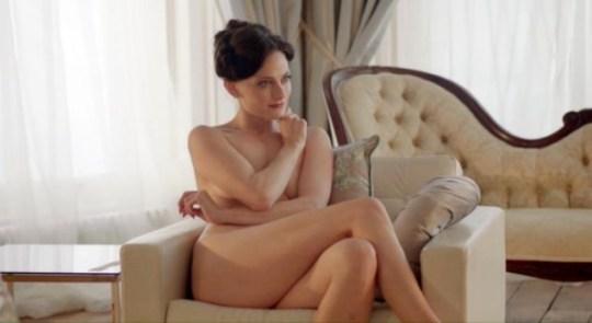 lara pulver, naked, nude, hot, boyfriend